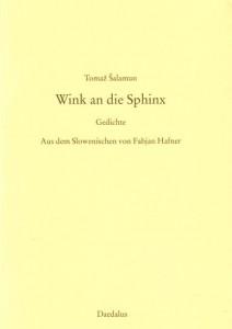 ISBN 9783891262993 Wink an die Sphinx