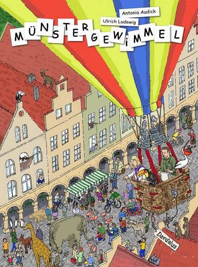ISBN 9783891262801 Münstergewimmel